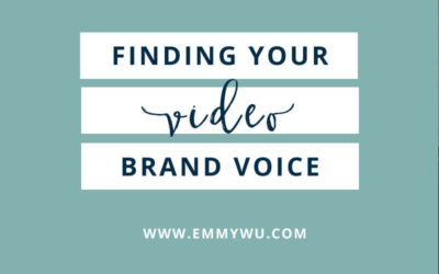Finding Your Video Brand Voice