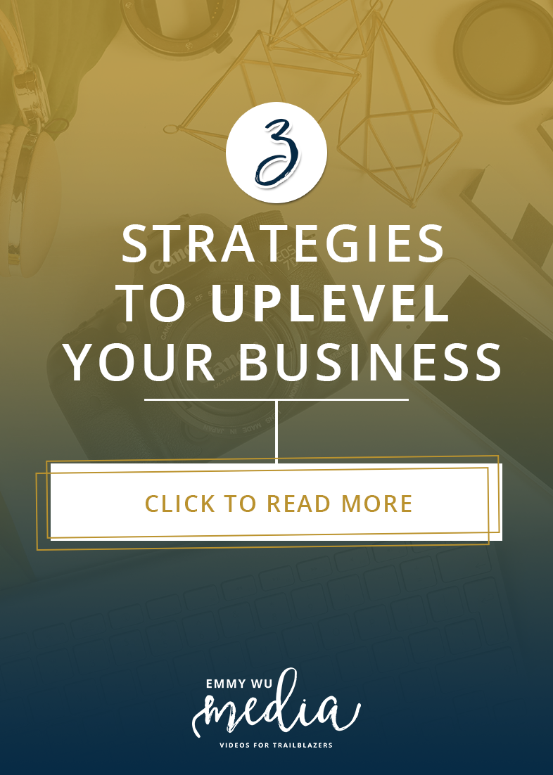 The longer you've been in business, the more important it is to have a strong handle on forecasting, planning and implementing. When you're serious about growing and scaling, flying by the seat of your pants just doesn't work anymore. It's so important that you have a tight strategy in place that will help you to realize your goals.