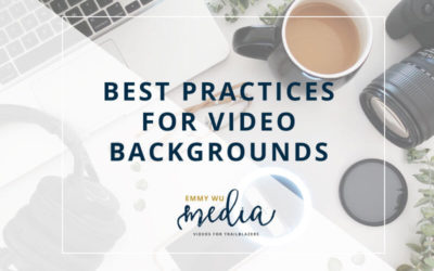 Best Practices for Video Backgrounds