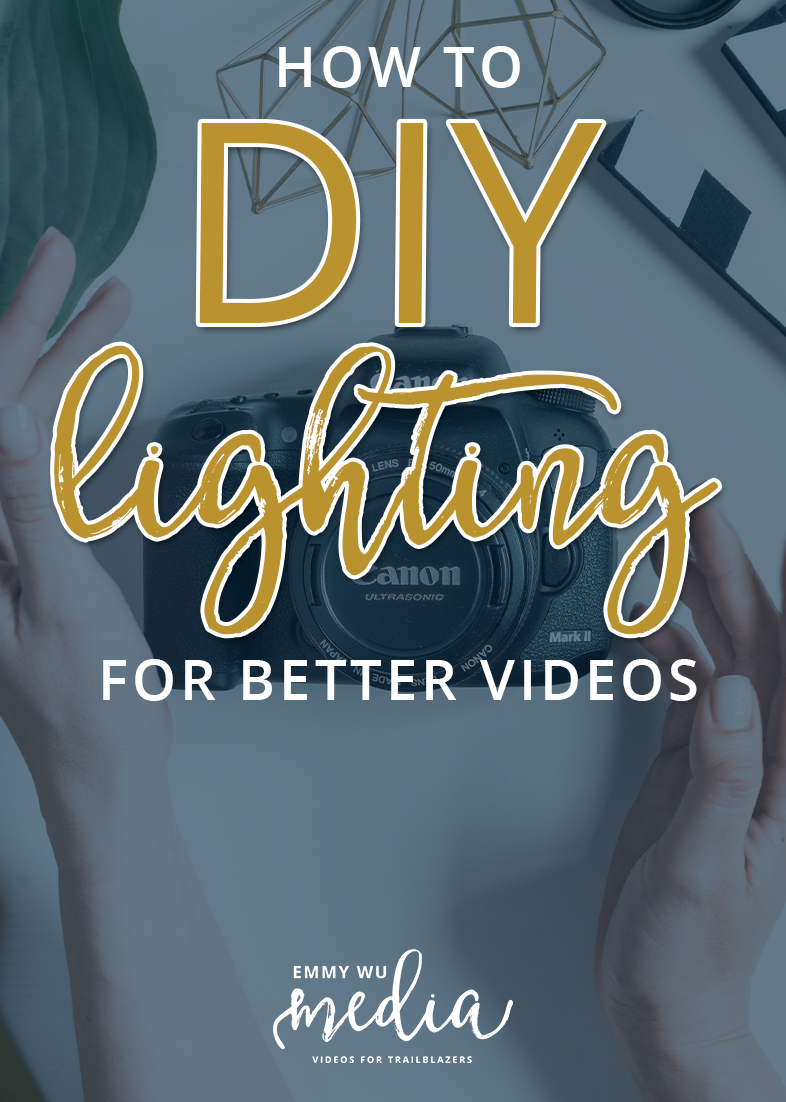 How to Set Up Your Lights for Your Video Shoot