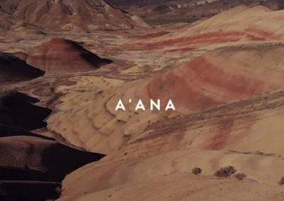 A'ANA – A CONCEPT VIDEO
