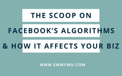 How Facebook's Algorithms Affects Your Business